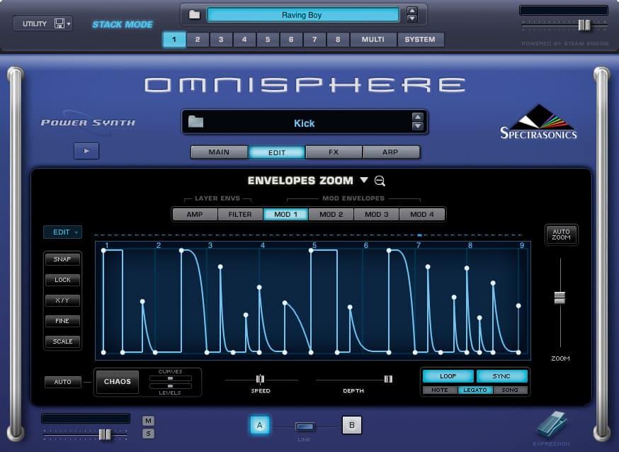 Spectrasonics Omnisphere Masterclass - Dj Narrative