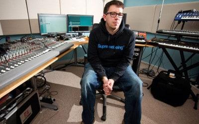 Nu-tone in the studio with Future Music