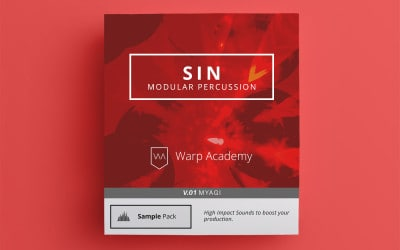 Free percussion from Warp Academy
