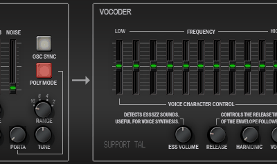 A free vocoder and a couple of tutorials